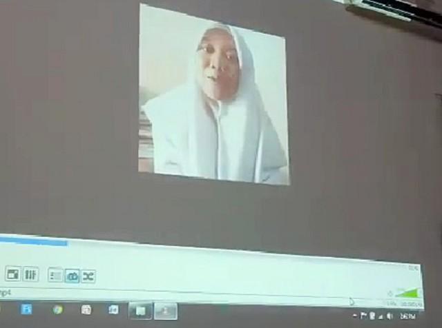Musrenbang Anak Bantaeng via online.
